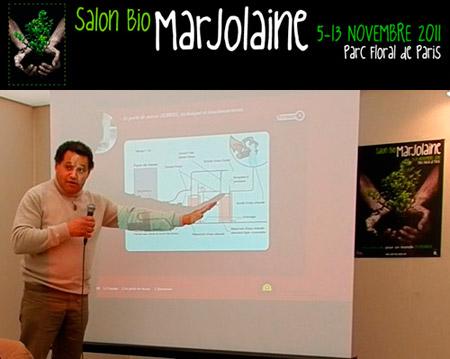 Actu 2012 13 14 debriel for Salon marjolaine