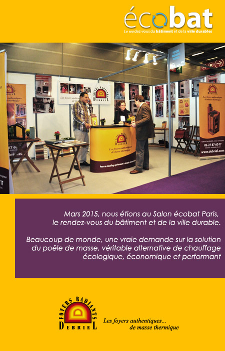 salon ecobat paris foyer masse