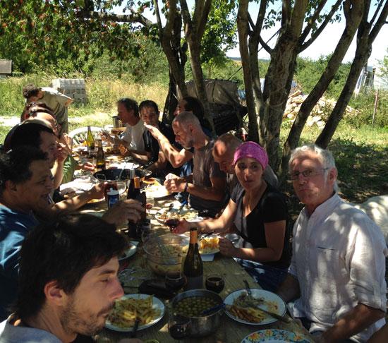 rencontres des artisans du poele de masse