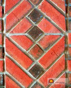 poele de masse briques DEBRIEL