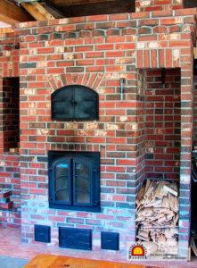 chauffage de masse thermique en briques