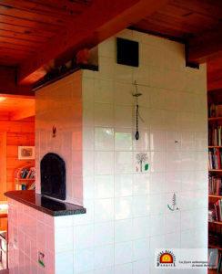 foyer de masse à inertie Debriel en céramique