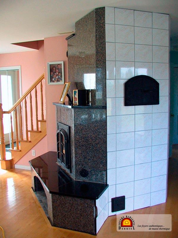 poele de masse autrichien perfect en statite with poele. Black Bedroom Furniture Sets. Home Design Ideas