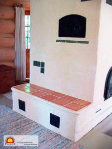 Foyer de masse thermique Debriel
