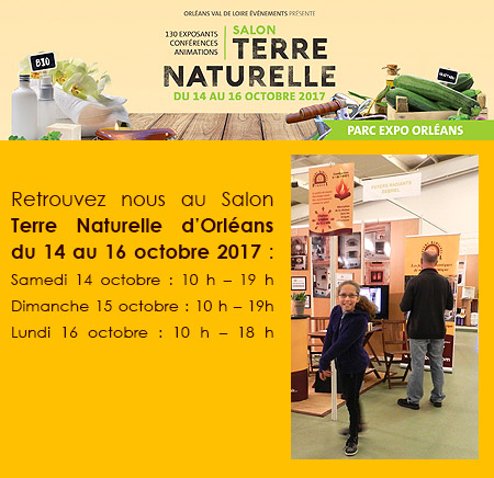 salon bio terre naturelle
