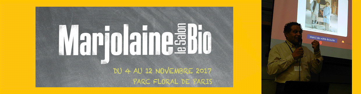 salon bio Marjolaine Paris 2017