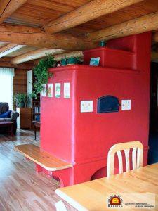 foyer de masse thermique Chauffage