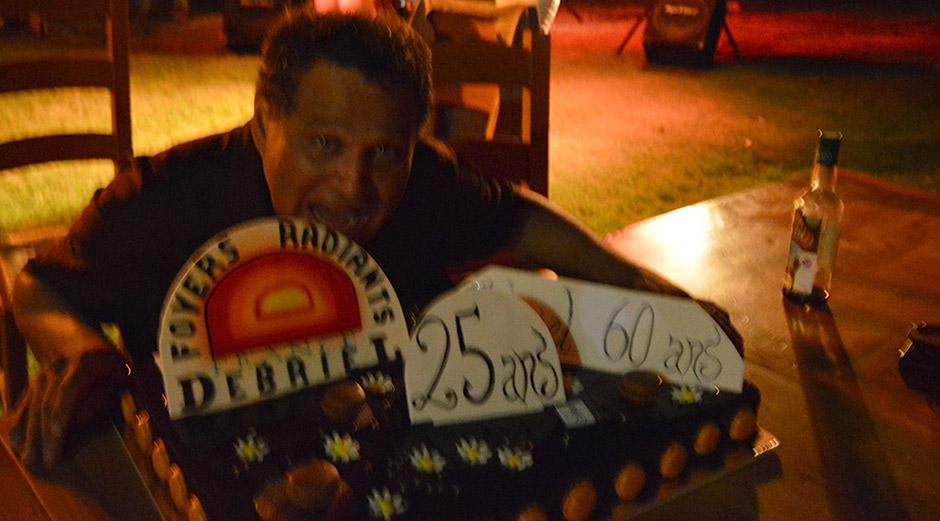 Debriel Gabriel Callender fête ses 25 ans
