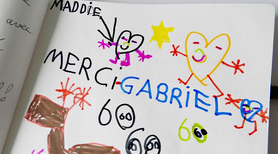 Debriel Gabriel Callender dessin