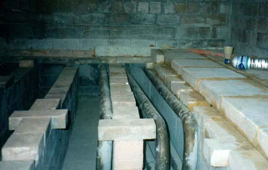 briques refractaire foyer masse